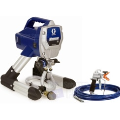Img Paintspray W400-H400-Bffffff G Graco Magnum X5 Paint Sprayer Complete