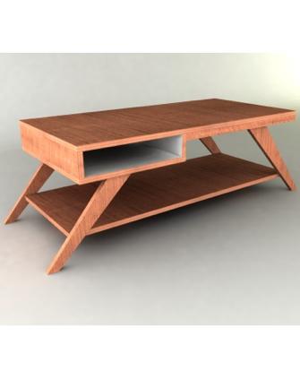 Diagonal Storage Coffee Table Plans Grassrootsmodern Com