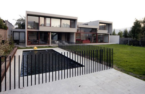 Minimalist fence design home for Minimalist house fence