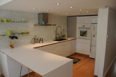 Affordable Modern Kitchen Entry Simple Modern