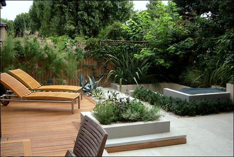Modern Garden Design by Amir Schlezinger — Grassrootsmodern.