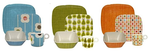 Melamine plates from Target  sc 1 st  Grassroots Modern & Melamine plates from Target \u2014 Grassrootsmodern.com