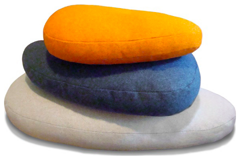Pebble Floor Pillows :: Iglooplay — Grassrootsmodern.com