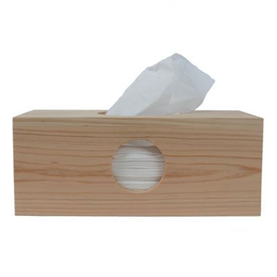 hinoki tissue box
