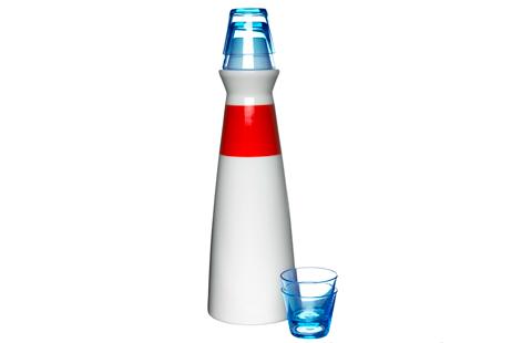 paper boat lighthouse scnaupps set