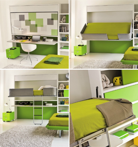 Lollidesk Resource Furniture