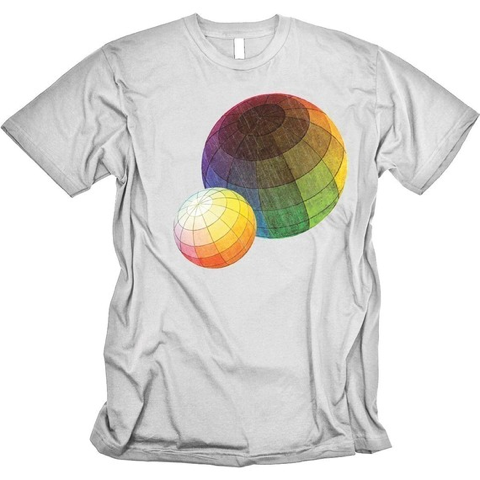 non fiction tees color wheel