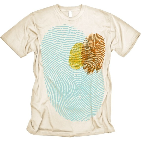 non fiction tees finger print