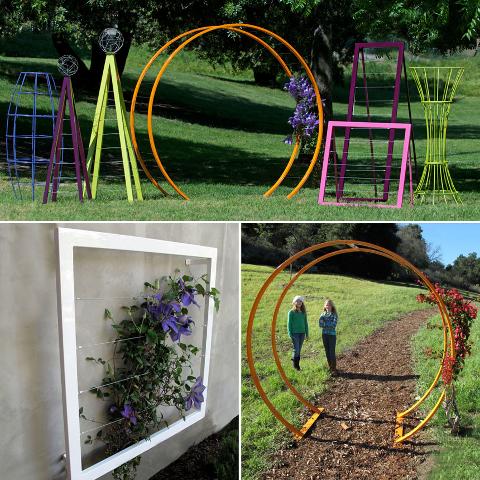 Modern Garden :: Terra Trellis