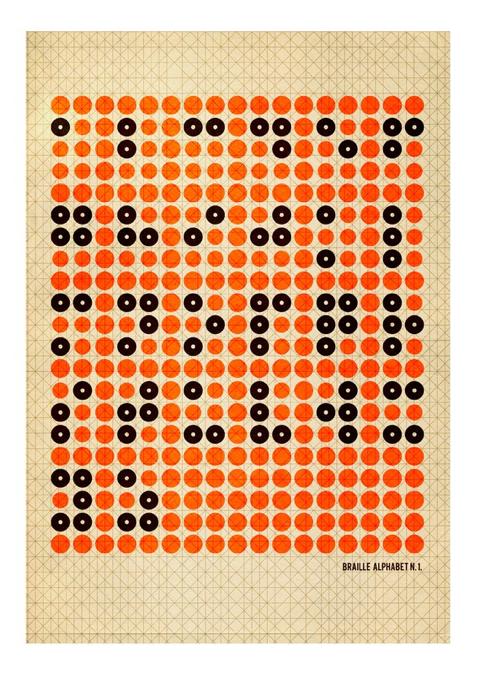 braile alphabet no 1 print