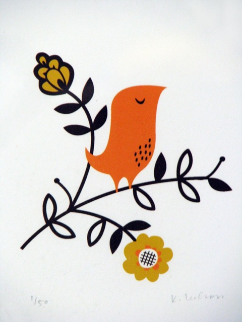 june craft cheeky bird