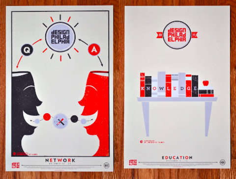 Design philadephia poster 01