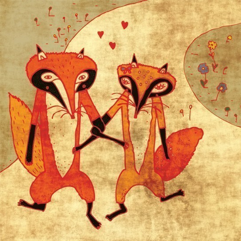 schalles foxes in love