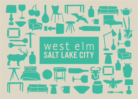 west elm slc