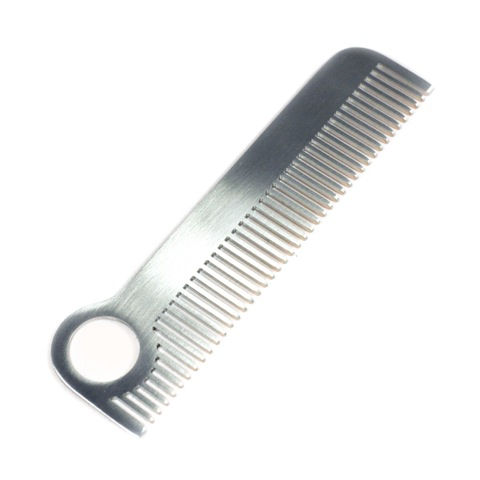OK, I realize that $36 for a comb is a little bit crazy, but what a beautiful comb. Just think of the Model No. 1 Comb by John and Ted as the last comb that you . . . READ MORE
