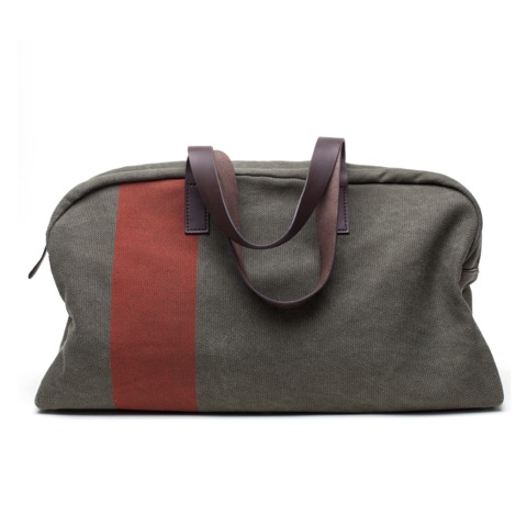 It may be a new year, but my obsession with bags continues. The one I've had my eye on lately is this handsome canvas and leather bag from . . . READ MORE