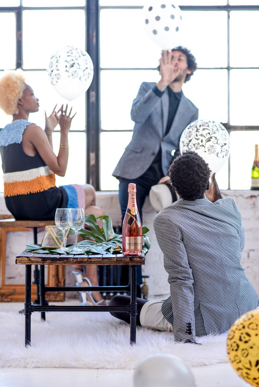 Casting - Models: Austin Willis  Ni'ma Ford  George Okeny