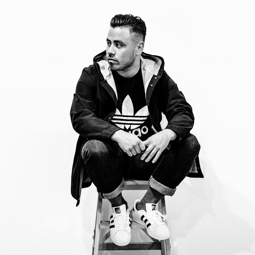 Reggie Matthews (Ta-ku) - Musician. Photographer. Filmmaker. DJ. Designer. Creative Director.