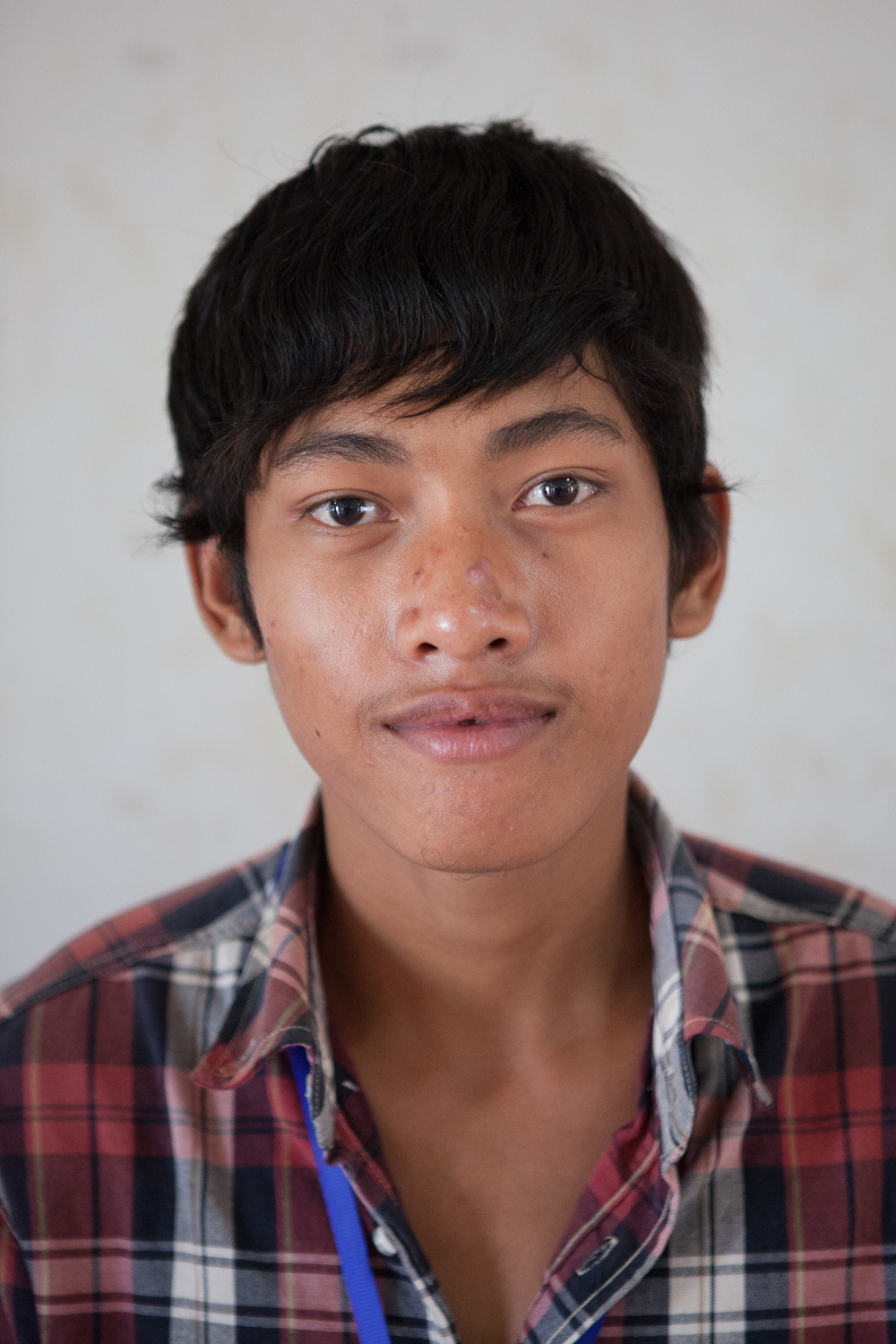 """My Alongsider showed love to me, and now I want to show my love to my own little brother."" (Narith, Age 17)"