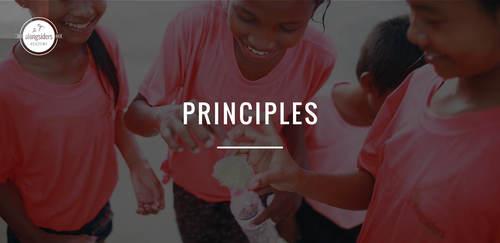 MODULE 3: PRINCIPLES