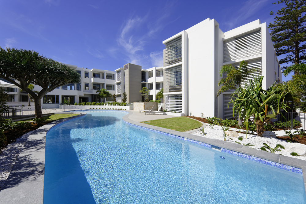 Narrabeen, Ocean Street - 30 units luxury boutique development