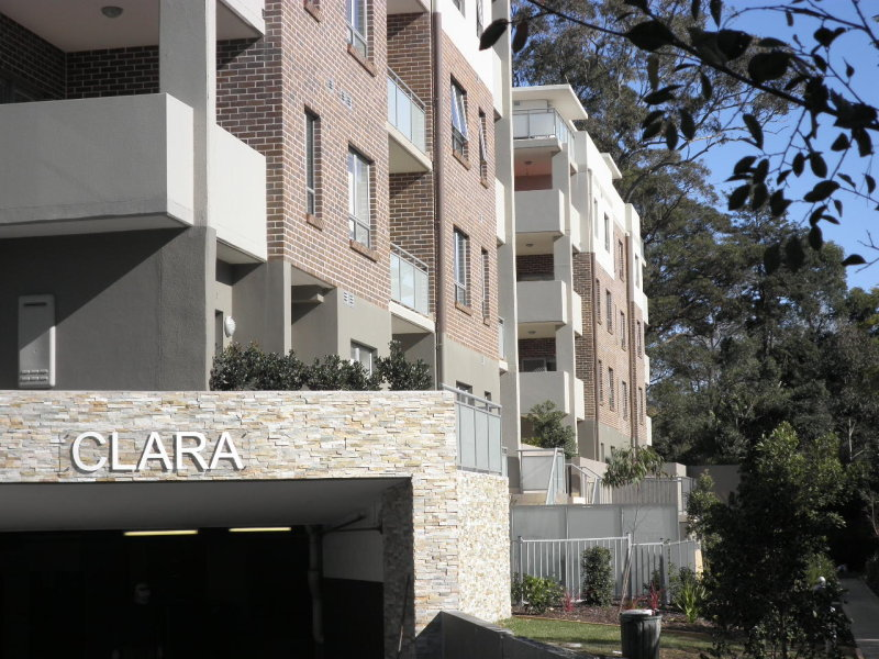 Killara, Culworth Avenue - 57 units