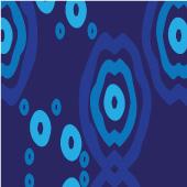Blue Puddles  $450