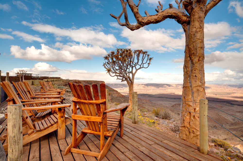 Fish River Lodge, Namibia