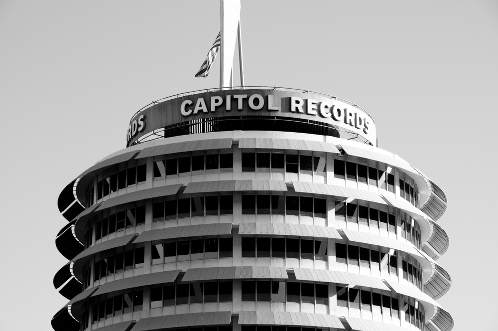 Capital Record Tower