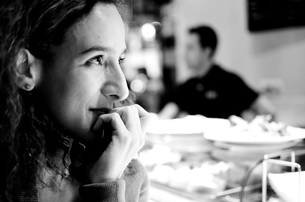 Francesca, November 2012