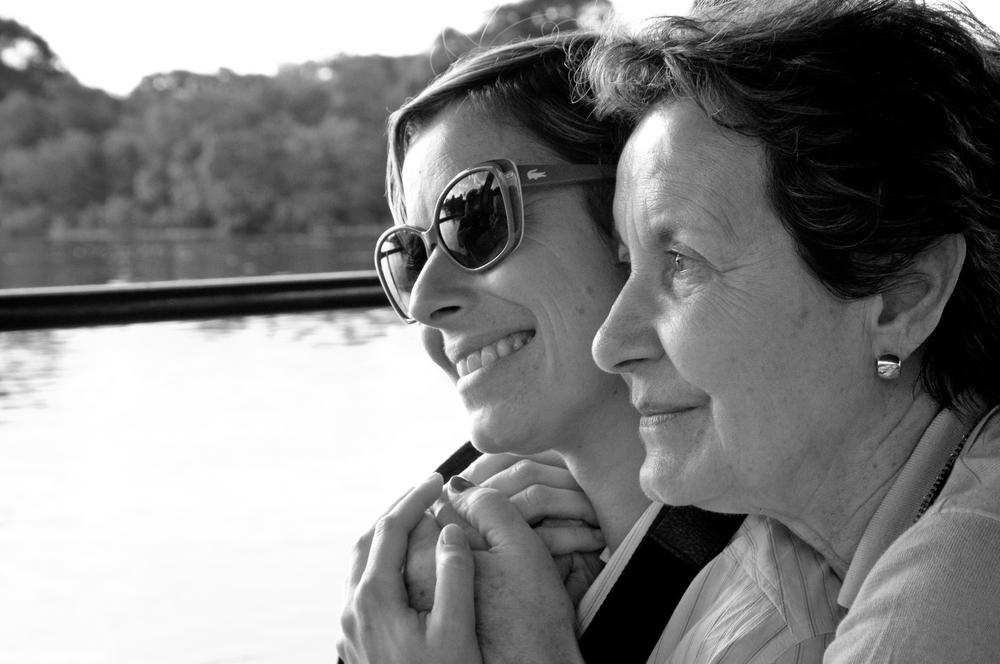 Marta and Mamma