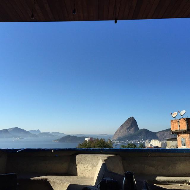 Breakfast in Rio