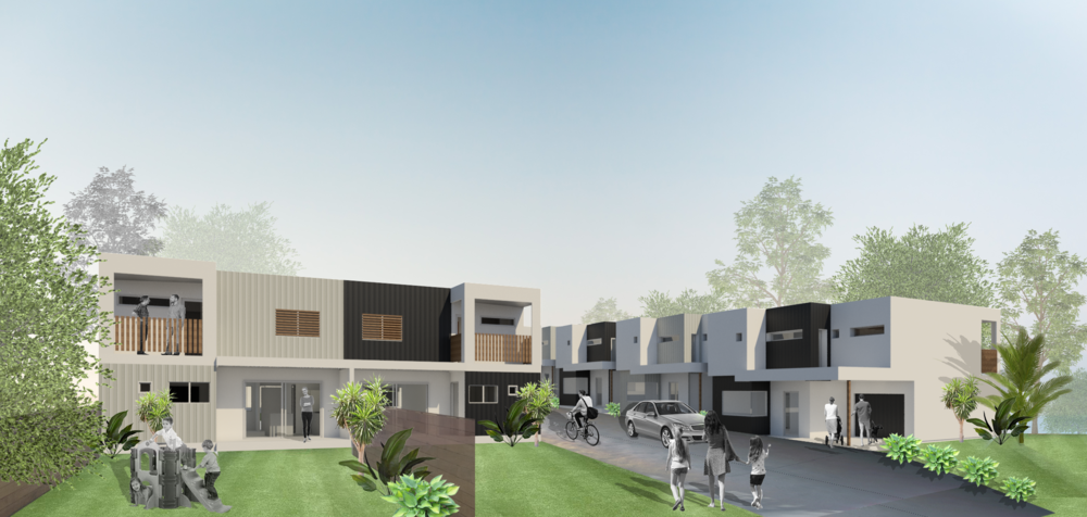 TOWNHOMES -