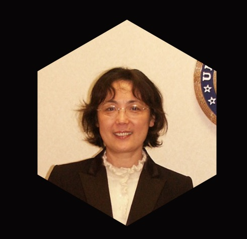 Dr. Yu Wang Senior EXEC vice president people & technology