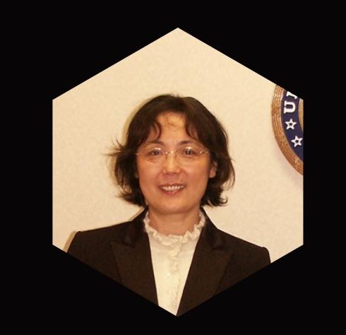 Dr. Yu Wang  Senior EXEC vice president people & technology