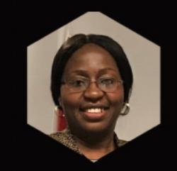 Mrs. Ijeoma Ubezonu  executive Vice President operations
