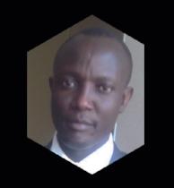 Mr. Daniel Omanyo Vice President East Africa