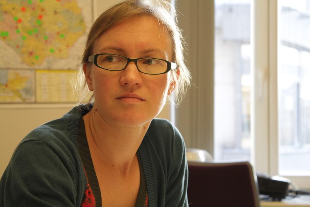 Rīnu Lepa (Riinu Lepa), Igaunijas sociālo uzņēmēju asociācijas direktoru valdes locekle