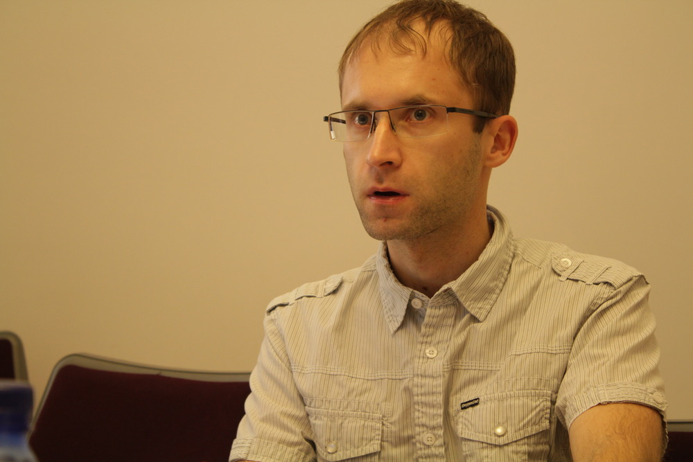 Jāns Aps (Jaan Aps) Igaunijas sociālo uzņēmēju asociācijas eksperts