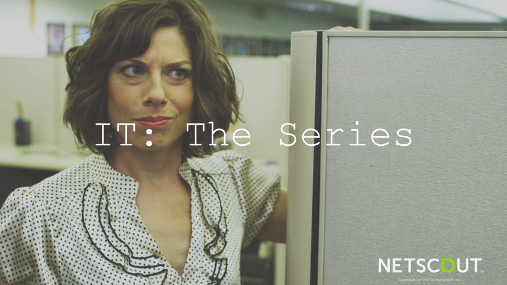 IT: THE SERIES  Romance, office politics, interpersonal skills... there isn't a single problem that can't be solved by the IT team of Duper Corp.   Watch Series →