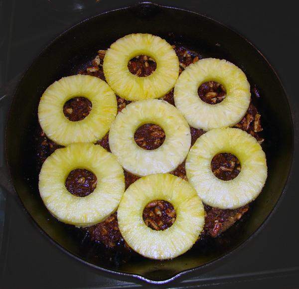 Pineapples Into the Pan.jpg