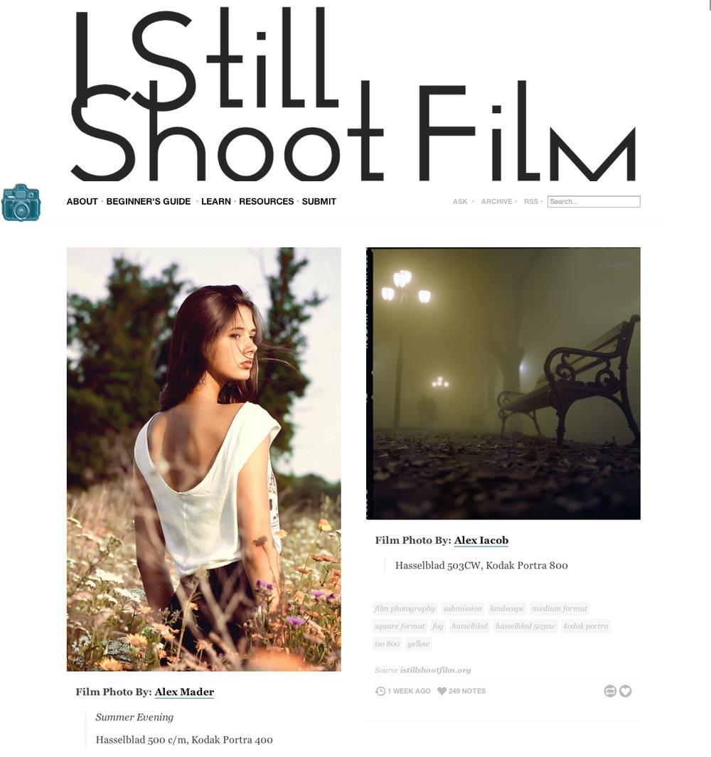 istillshootfilm.org
