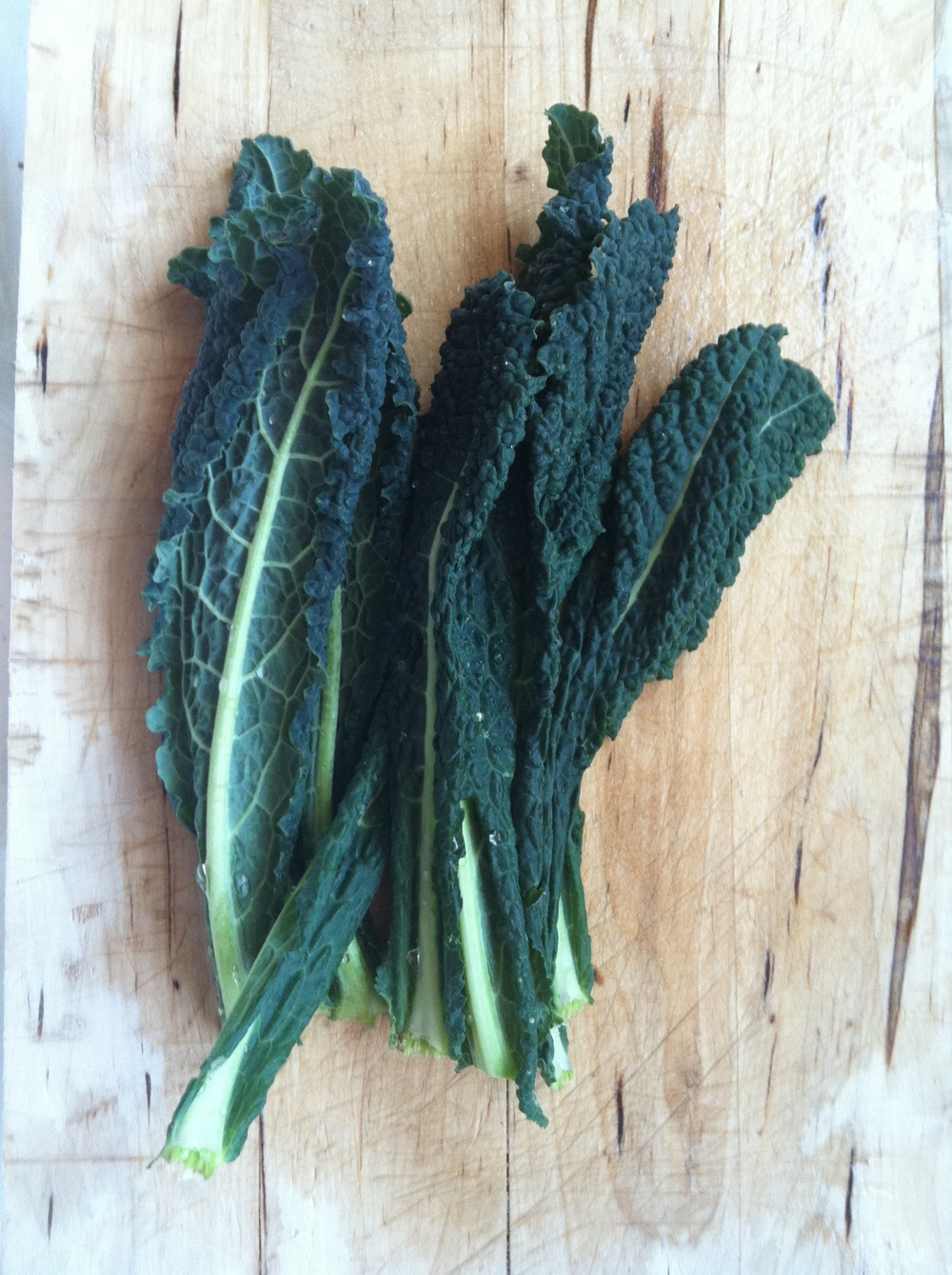 Dino Kale from Farm Fresh