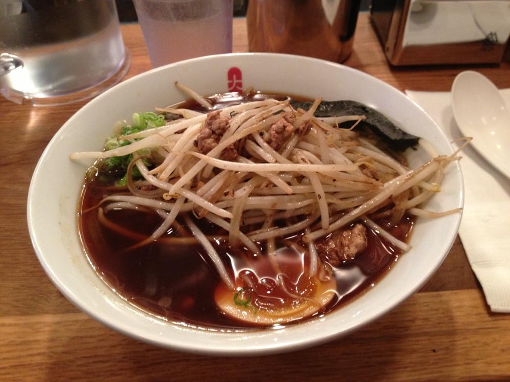 Daikaya's Shoyu Ramen