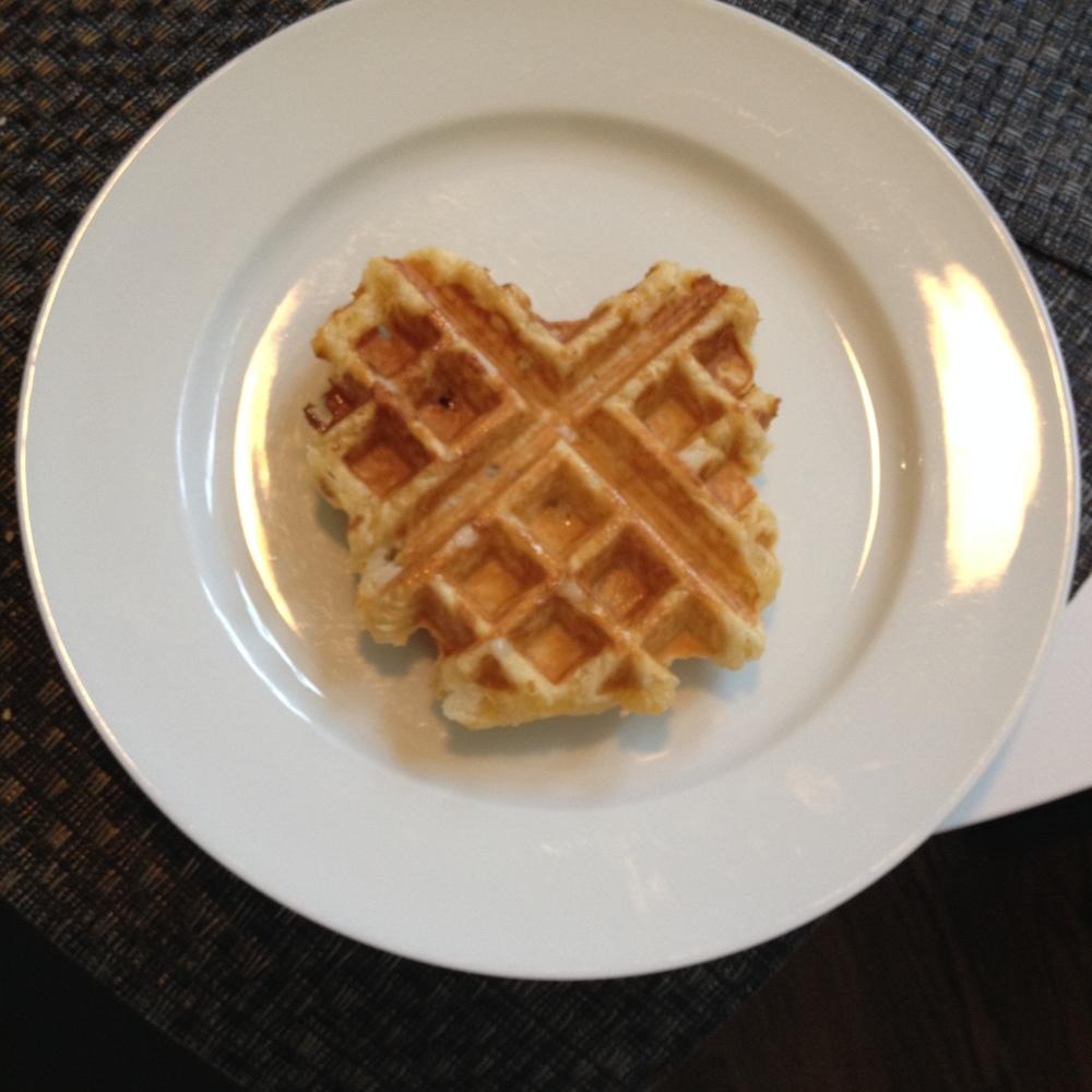 Waffle nirvana