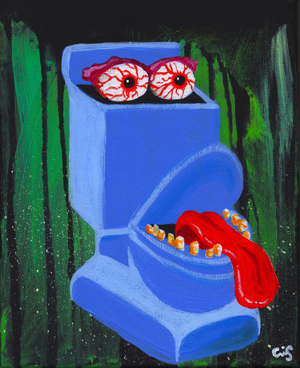 Fearsome Flush