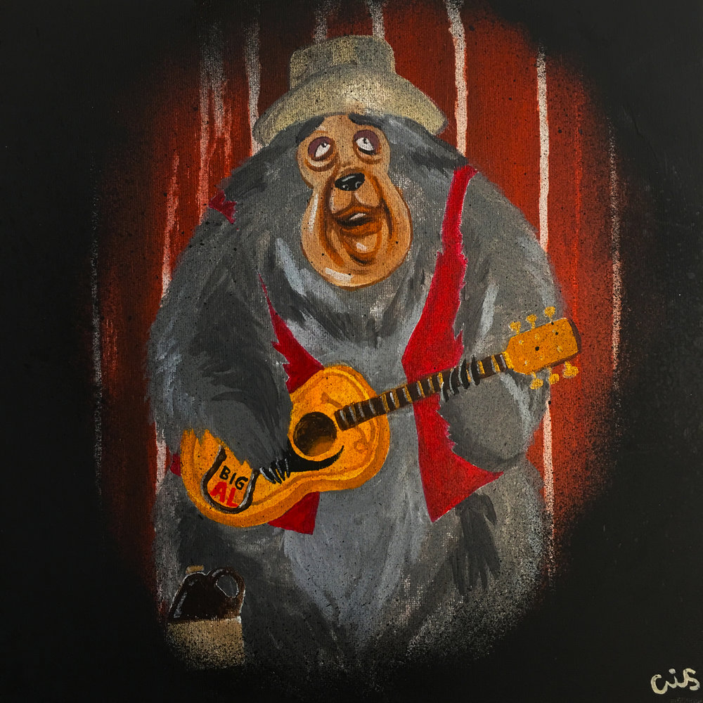 Big Al (Country Bear Jamboree)