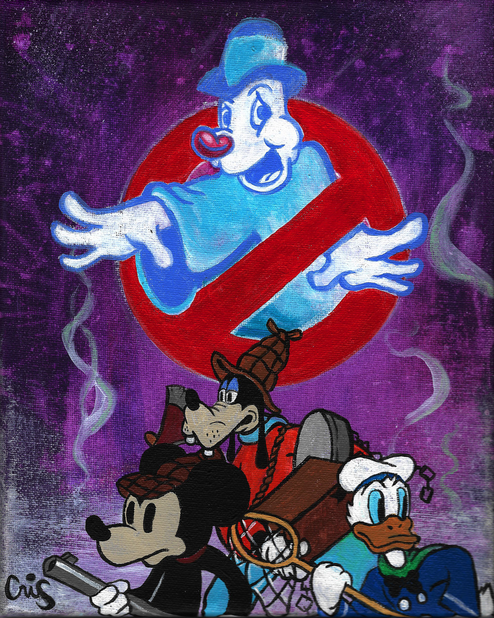 Lonesome Ghostbusters