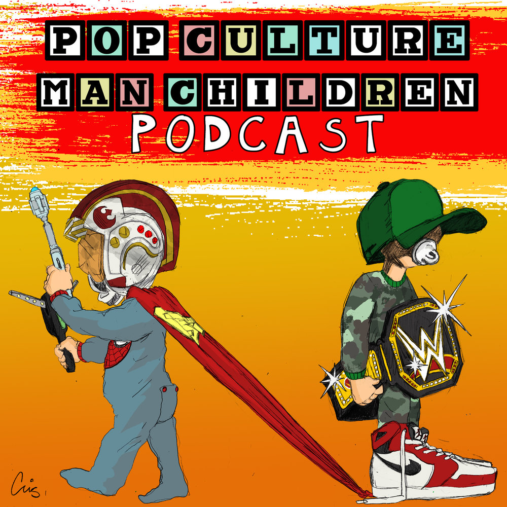POP CULTURE MAN CHILDREN PODCAST