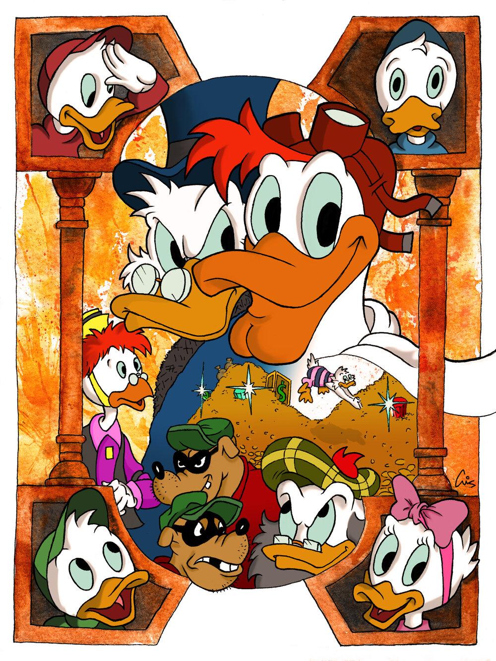 DuckTales (WOO-HOO)